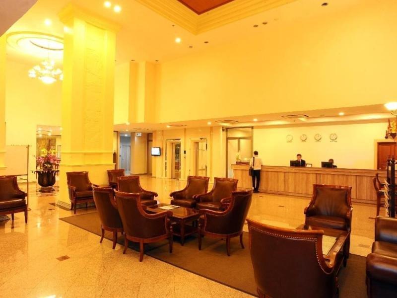 Royal Suite Hotel Bangkok Lounge/Empfang