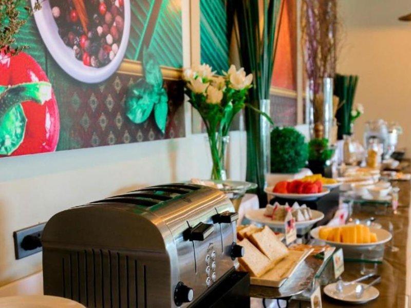 Royal Suite Hotel Bangkok Restaurant