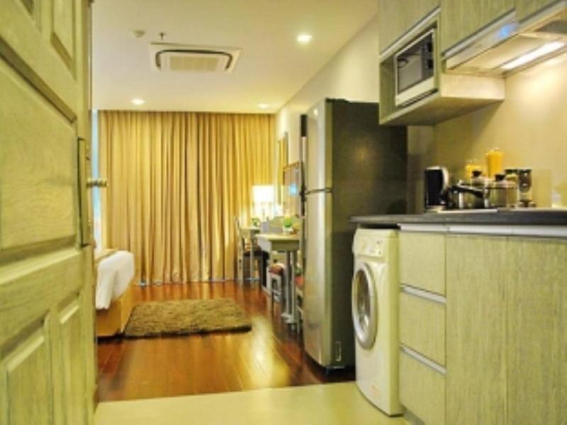Royal Suite Hotel Bangkok Wohnbeispiel