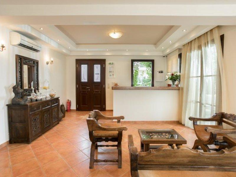 Iliada Villas Lounge/Empfang