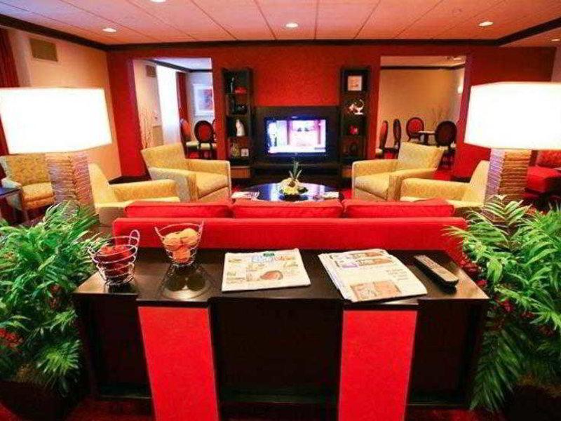 Renaissance Indianapolis North Hotel Lounge/Empfang