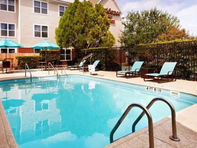 Residence Inn By Marriott Austin South Pool