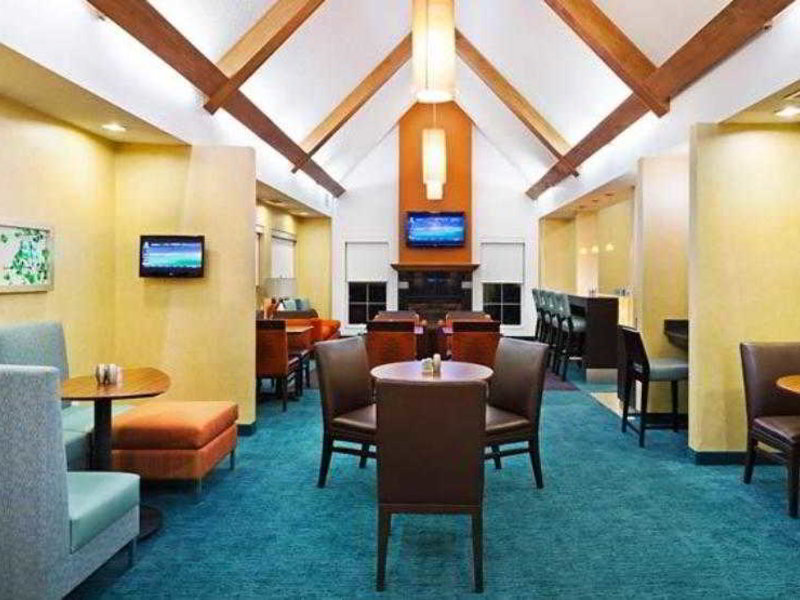 Residence Inn By Marriott Austin South Lounge/Empfang
