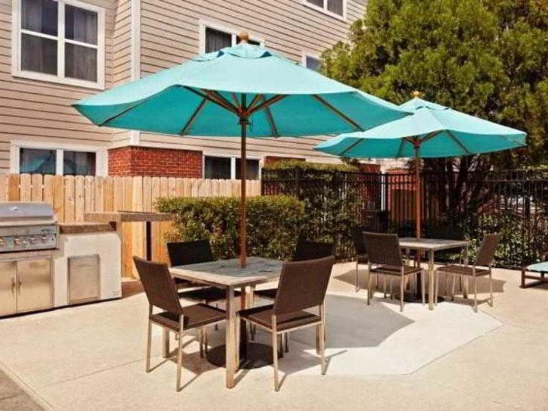 Residence Inn By Marriott Austin South Terrasse