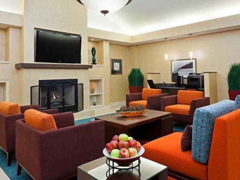 Residence Inn Indianapolis Carmel Lounge/Empfang