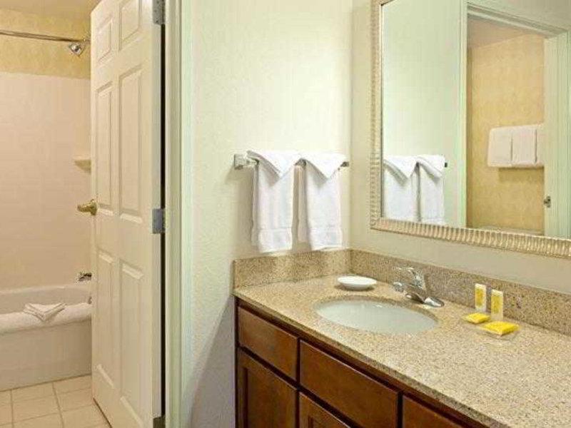 Residence Inn Indianapolis Carmel Badezimmer