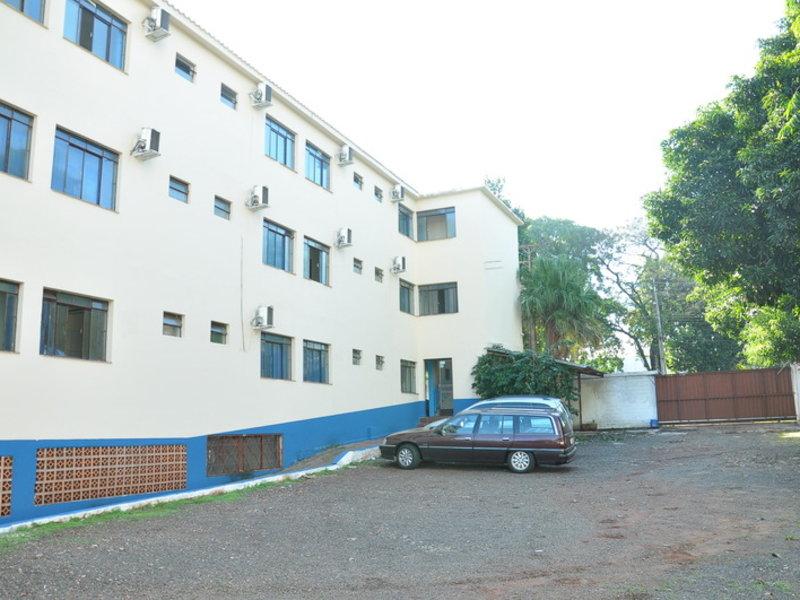 Hotel Blue Star II Außenaufnahme