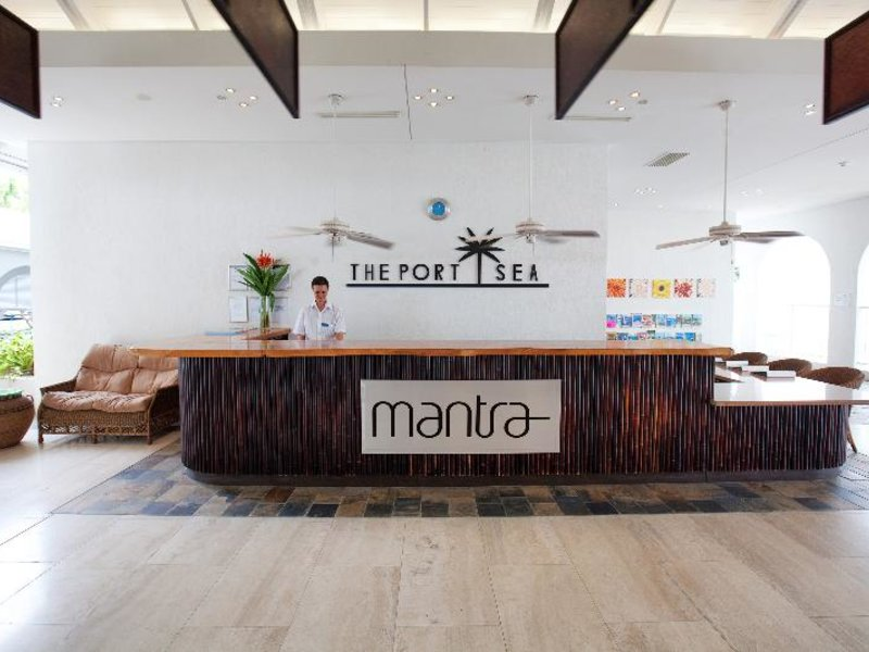 Mantra Portsea Lounge/Empfang