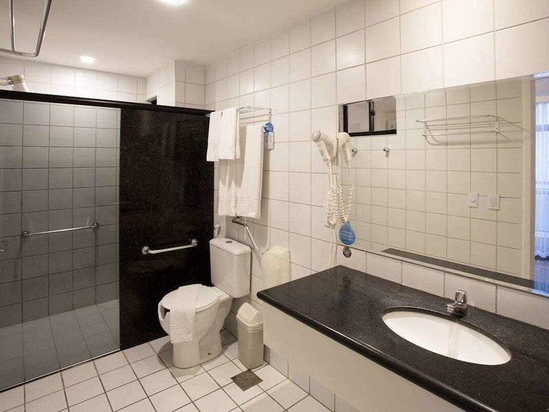 Residence Brasil Tropical Badezimmer