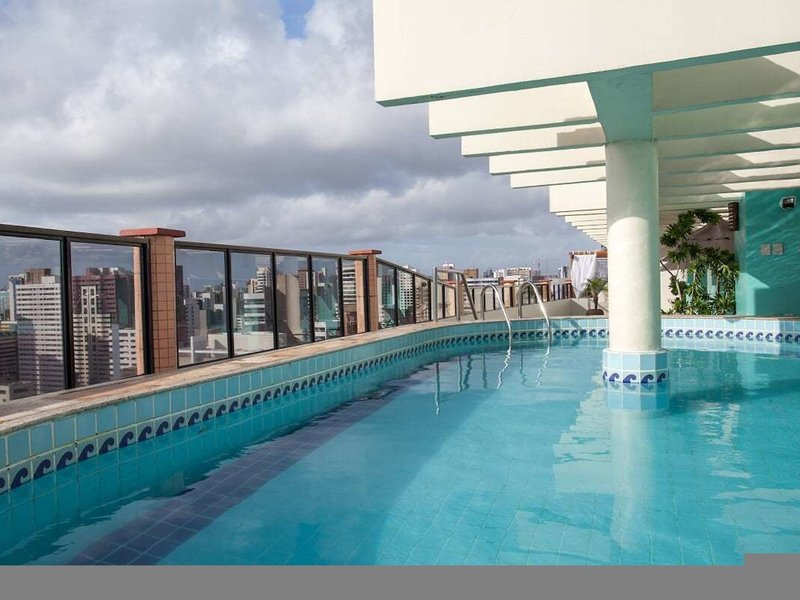 Residence Brasil Tropical Hallenbad