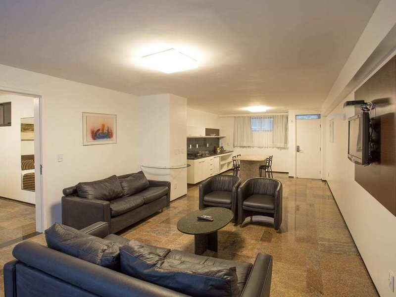 Residence Brasil Tropical Lounge/Empfang