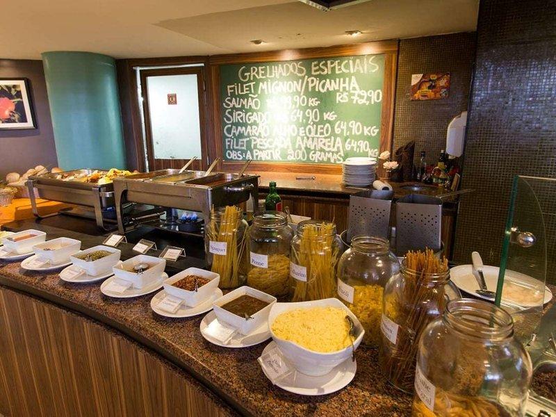 Residence Brasil Tropical Restaurant