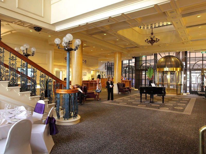 Stamford Grand Adelaide Lounge/Empfang