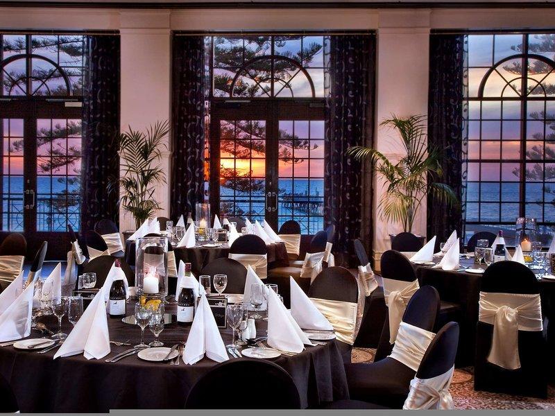 Stamford Grand Adelaide Restaurant