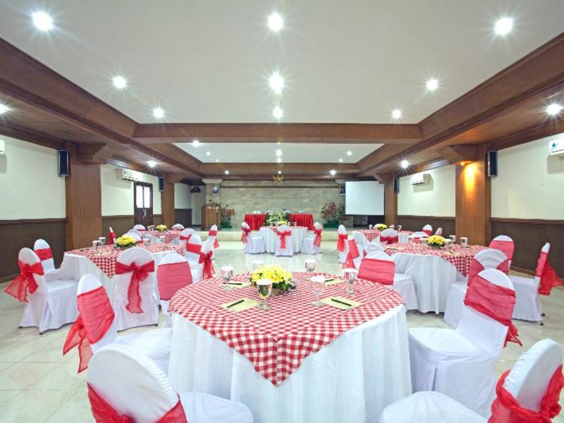 Puri Dalem Bali Konferenzraum