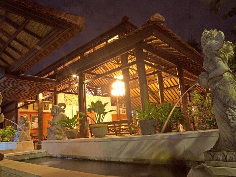 Puri Dalem Bali Lounge/Empfang