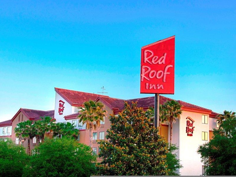 Red Roof Inn Jacksonville Southpoint Außenaufnahme