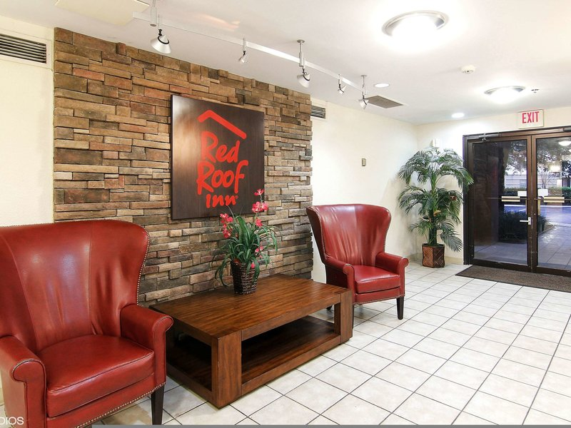 Red Roof Inn Jacksonville Southpoint Lounge/Empfang