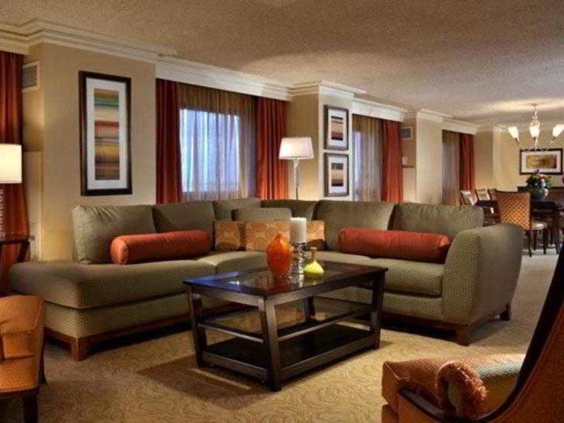 Hilton Denver City Center  Lounge/Empfang