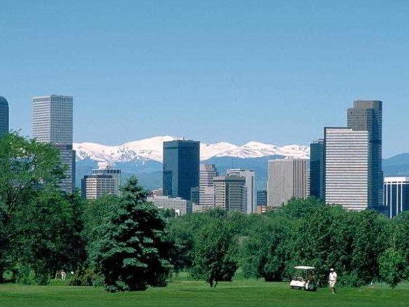 Hilton Denver City Center  Außenaufnahme