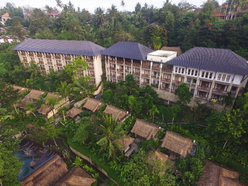 Lokha Ubud Außenaufnahme