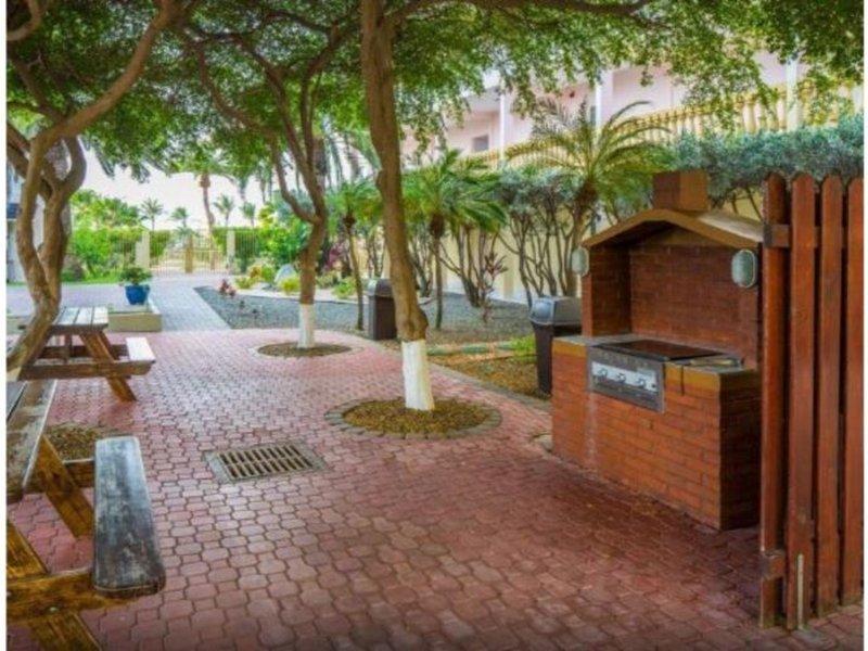 Tropicana Aruba Resort & Casino Garten