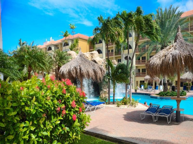 Tropicana Aruba Resort & Casino Pool