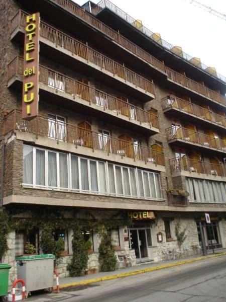Hotel del Pui Außenaufnahme