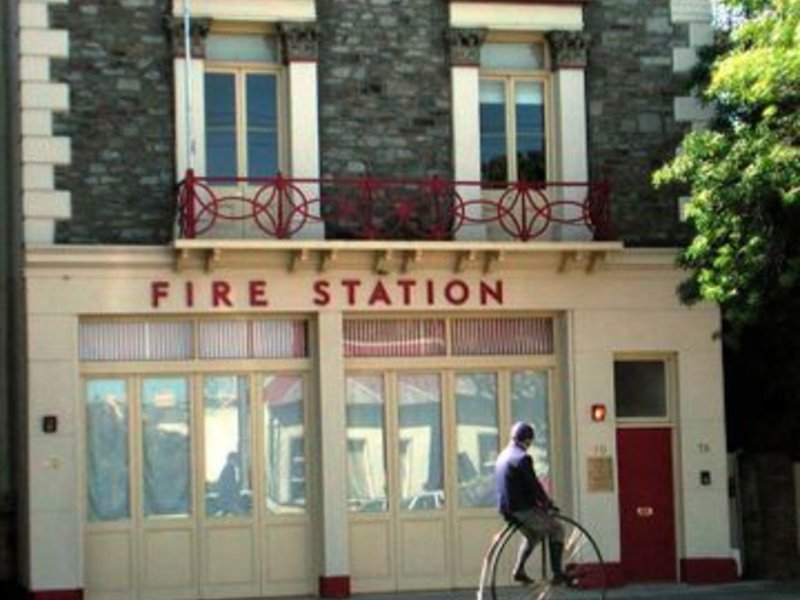 Fire Station Inn Außenaufnahme