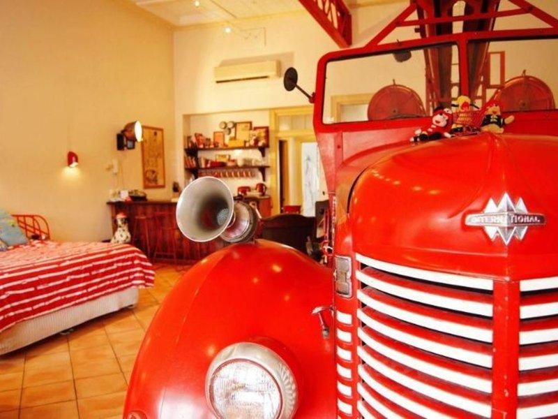 Fire Station Inn Sport und Freizeit