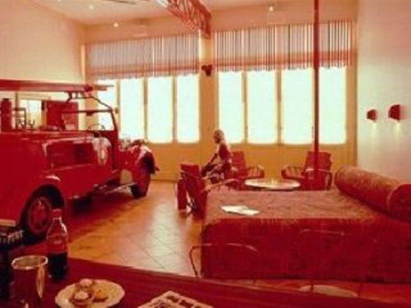 Fire Station Inn Wohnbeispiel