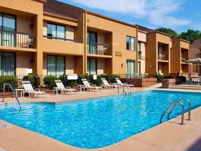 Courtyard by Marriott Atlanta Marietta Windy Hill Pool
