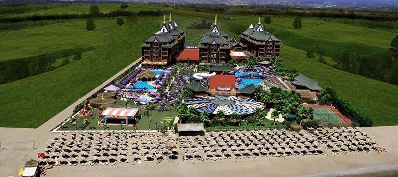 Siam Elegance Hotels & SpaAuߟenaufnahme