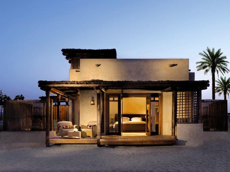 Anantara Sir Bani Yas Island Al Yamm Villa ResortWohnbeispiel
