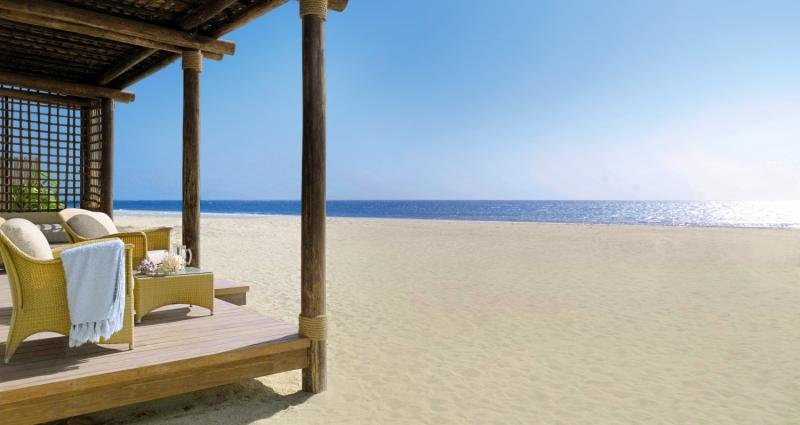 Anantara Sir Bani Yas Island Al Yamm Villa ResortStrand