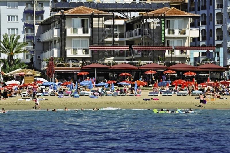 Palmiye BeachStrand