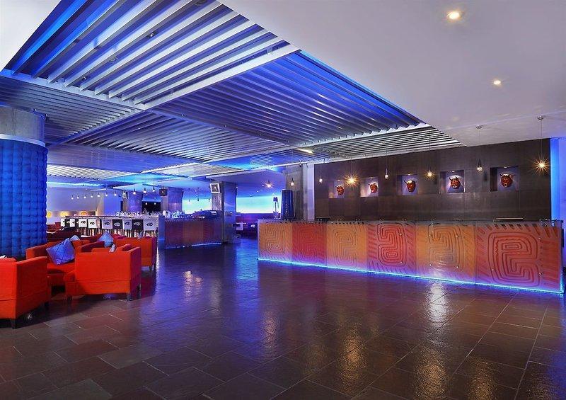 Radisson Decapolis Lounge/Empfang
