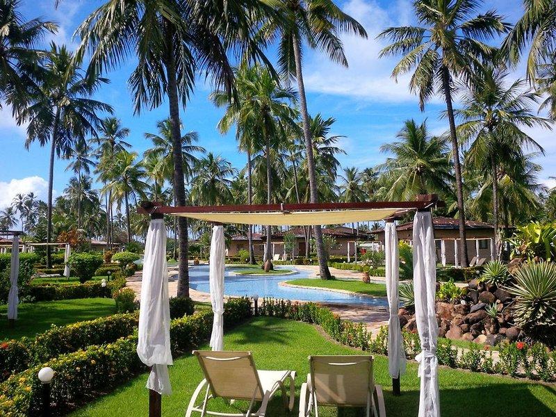 Grand Oca Maragogi Resort Garten