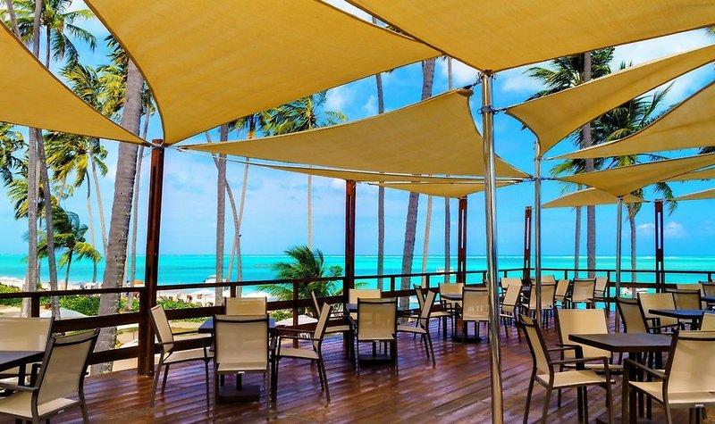 Grand Oca Maragogi Resort Terrasse