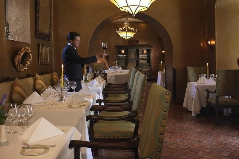 Belmond Hotel Monasterio Cusco Restaurant