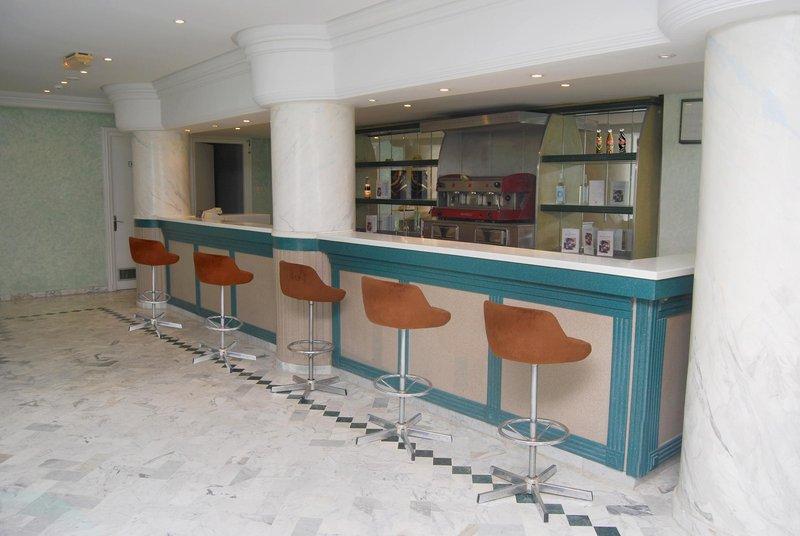 La Gondole Lounge/Empfang