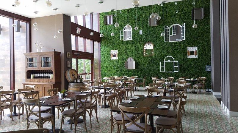 Magic Village Yards Restaurant