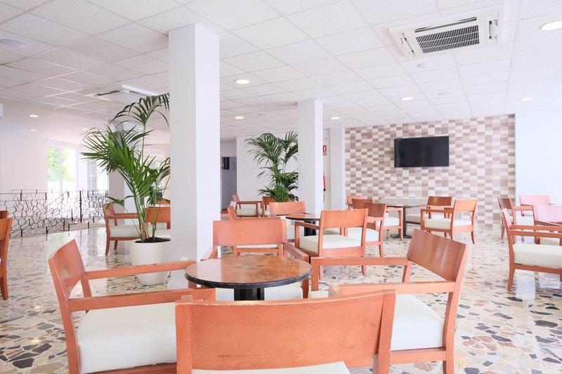 Palmanova Garden Lounge/Empfang
