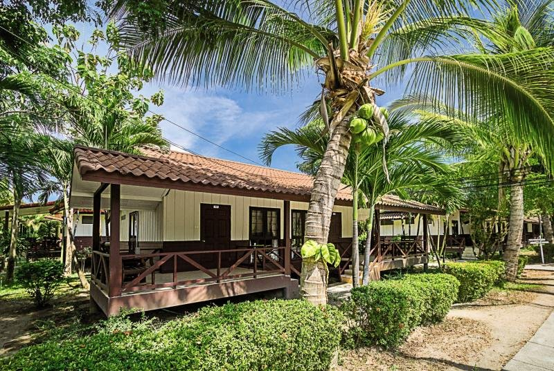 Coco Palm Beach Resort SamuiAuߟenaufnahme