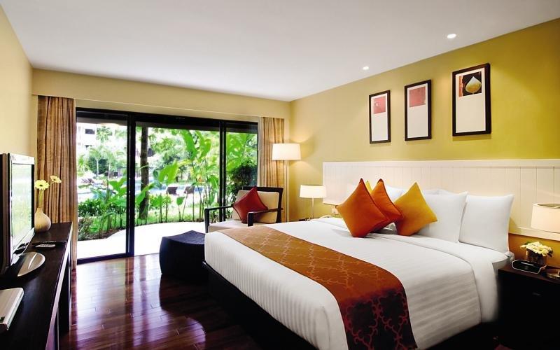 Novotel Phuket Surin Beach ResortWohnbeispiel