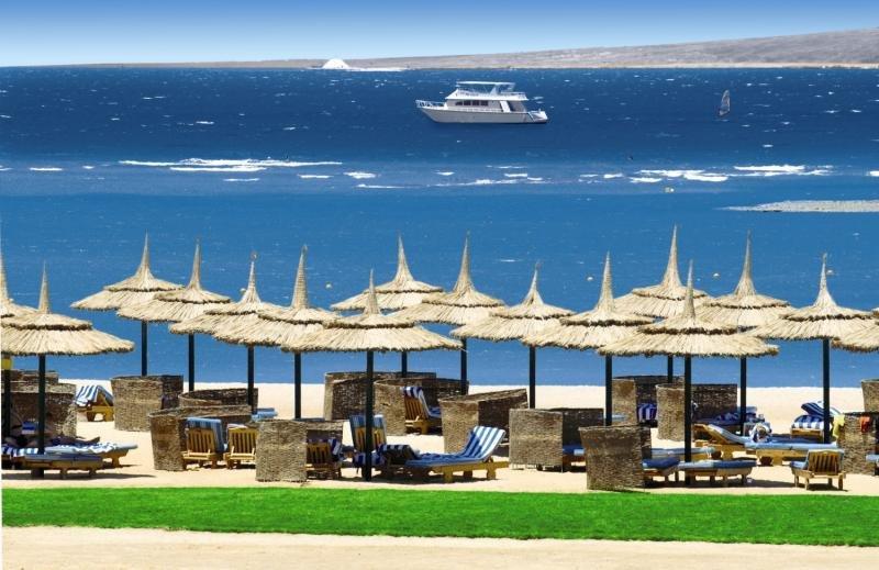 SUNRISE Select Garden Beach Resort & SpaStrand