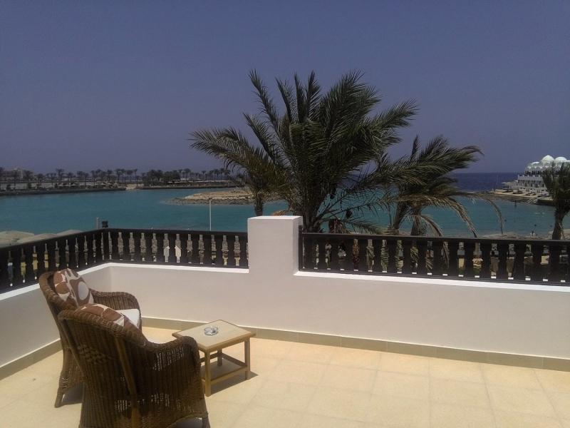 Arabella Azur ResortTerasse