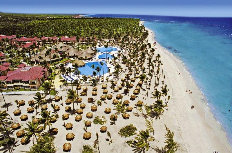 Grand Bahia Principe BavaroAuߟenaufnahme