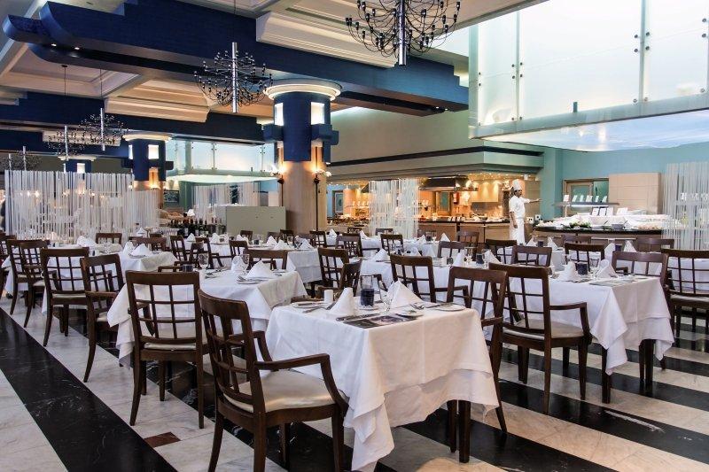 Lopesan Costa Meloneras Resort, Corallium Spa & CasinoRestaurant