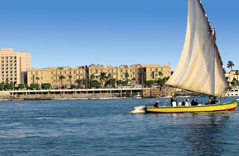Sofitel Winter Palace LuxorStrand